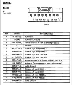 Wiring Diagram Car Radio | Pioneer car stereo, Coding ...