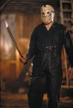 #Fridaythe13th - Jason Voorhees