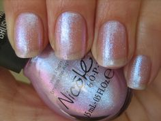 Nicole by OPI - Count On Me