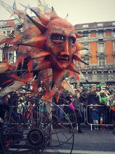 St Patrick's Day Parade Dublin 2014