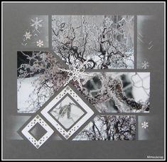 La beauté de l'hiver - Le scrap européen de Mimouscrap Like this.