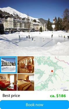Seehof Davos (Davos-Platz, Switzerland) – Book this hotel at the cheapest price on sefibo.