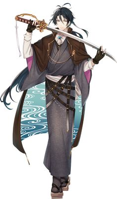 Akutagawa Ryuunosuke (Bungou to Alchemist) Image - Zerochan Anime Image Board Anime Love, Anime Guys, Cut Animals, Harry Potter Anime, Dazai Osamu, Mythological Creatures, Manga Boy, Bungo Stray Dogs, Alchemist