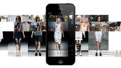 App FIGR: Play around with runway looks and styles -  not yet with a direct link to a shopping platform