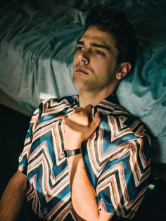""" Xavier Dolan by Sebastian Kim for Interview Magazine* """