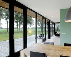 Studio Groen+Schild (Project) - Stoere Schuurwoning Okkenbroek - architectenweb.nl