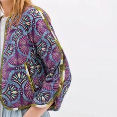 Reversible jacket and shorts to match Zara. Worn. Set. Good condition. Zara Jackets & Coats Blazers
