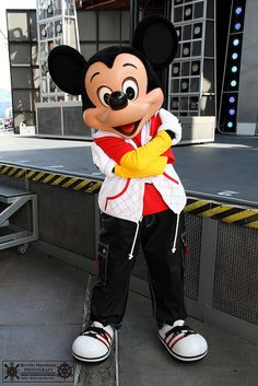 Disney Dance Crew! by Bevelle, via Flickr
