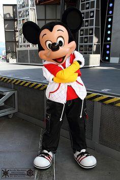 Disney Dance Crew! by Bevelle, via Flickr