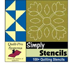 Quilt-Pro Systems - Simply Stencils: Vol 1