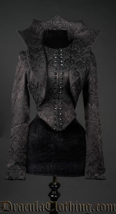 Pre Order Evil Queen Jacket considering something like this ...but its awfully structured for this concept....