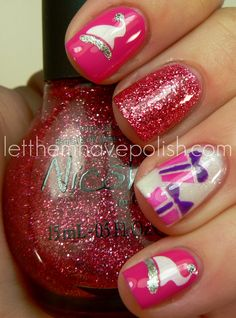Let them have Polish!: Merry Pink Wednesday with O.P.I Nail Polish!