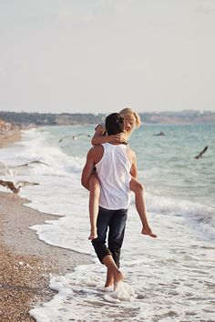 Seaside holidays - just you and me - laughter, quiet time, deep talks, ridiculous jokes, relaxing togehter