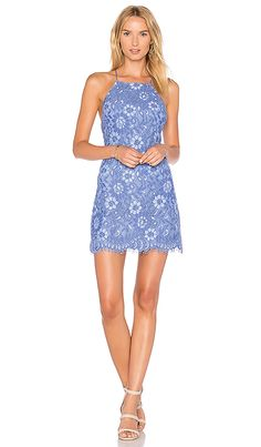 4f5437e7d941 Shop for NBD Isabel Mini Dress in Chambray Blue at REVOLVE. Free 2-3