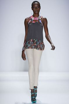 Nicole Miller Spring 2013 Ready-to-Wear Collection