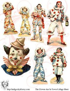 circus art - Google Search
