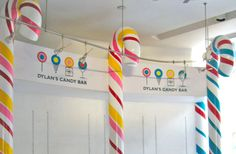 Dylan's Candy Bar Installation by SG Studios , via Behance