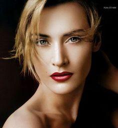 Kate Winslet's Schoenheit. fhu