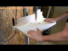 ▶ Drill Press Table - YouTube