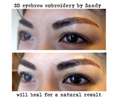 70 Best 3d Eyebrow Embroidery Images Eyebrows Microblading
