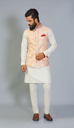 Indo westerns Menswear, Suit, Sherwani in Noida, Delhi NCR India Fashion Men, Old Man Fashion, Indian Men Fashion, Mens Fashion Suits, Indian Wedding Suits Men, Wedding Kurta For Men, Wedding Dress Men, Wedding Wear, Gents Kurta Design