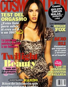 Cosmopolitan Magazine   ... Cosmopolitan Magazine. Hit the jump for another shot from the issue