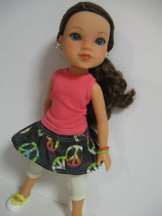 Les Cheries/Hearts 4 Hearts Doll Clothes by 123MULBERRYSTREET, $22.00
