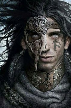 Melrik - Chefe dos Meia Face