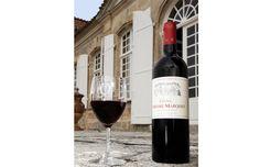 Château Prieuré Marquet Pool Sizes, Bordeaux, Red Wine, Alcoholic Drinks, Stone Driveway, Wine Vineyards, Bordeaux Wine, Liquor Drinks, Alcoholic Beverages