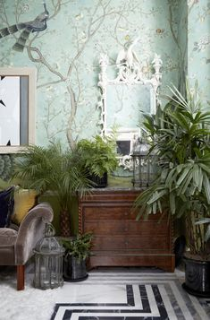 The Glam Pad: Hannah Cecil Gurney's London Apartment