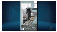 #News  Quadrilha explode caixas eletrônicos ao lado da Prefeitura de Guapé, MG