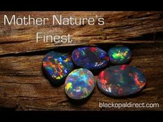 Mother Natures finest gemstone ever found OPAL Mining in Lightning Ridge - YouTube