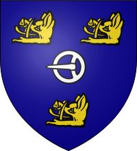Arms of the Fergusson baronets Kilkerran. Chief of Clan Fergusson Baronet, South Australia, Porsche Logo, Arms, Scotland, Weapons
