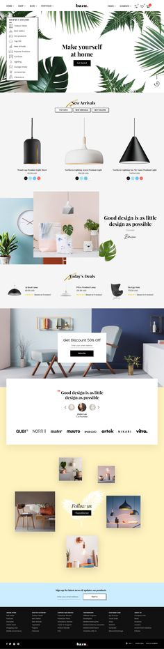 Bazu is a multi-purpose responsive eCommerce template with a proper attention to the details. Make your own eCommerce website. Your Goods will be sold better and faster. Template Featur...