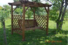 Купить Качели садовые - качели, качели садовые, качели уличные, садовая мебель, для дачи