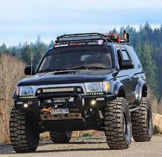 Toyota – One Stop Classic Car News & Tips Toyota 4x4, Toyota Autos, Toyota Surf, Toyota 4runner Trd, Toyota Trucks, 4x4 Trucks, Toyota Tacoma, 2007 4runner, Ford Trucks
