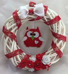 Lumaca Matta - Handmade with love: Ghirlande natalizie
