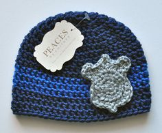Baby Hats   Navy Blue Police Officer Baby by peacesbycortney, $28.00