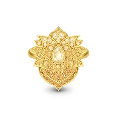 Lotus Purity Ring