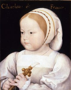 "Jean Clouet, ""Portrait of Madeline of France, 3rd Daughter of Francois I and Claude of France,"" circa 1522, oil on panel; private collection, courtesy of The Weiss Gallery. Jean (or Janet) Clouet (1480–1541) was a miniaturist and painter who worked in France during the Renaissance. He was the father of François Clouet."
