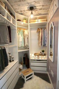 Image result for closet lighting ideas