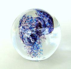 Decorative Art Glass Paperweights | ... Blown Art Glass Paperweight | Collectibles: Decorative Eggs