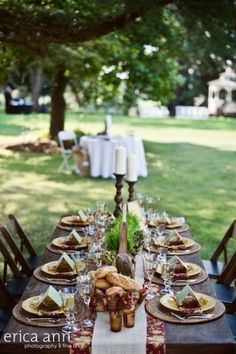 A very country wedding. Photography by Erica Ann Photography