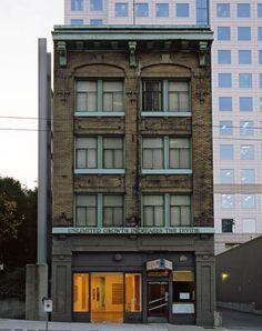 Motto book & magazine store in Vancouver