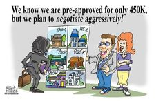 Are your negotiating expectations realistic for your house hunting market? Let's talk. Kimcan.ca