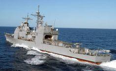 USS Vincennes CG 49 - Crucero de misiles guiados de clase Ticonderoga - US Navy