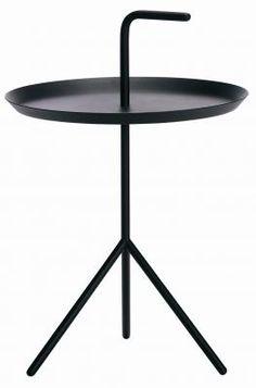 HAY - DLM Table, i farven sort