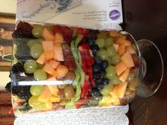 "Fresh fruit""cake"""