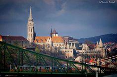 Good mornning world! Capital Of Hungary, Heart Of Europe, Budapest Hungary, Big Ben, Taj Mahal, World, Building, Photography, Travel