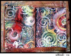 Milliande Art Prints : Photo Keywords : journal